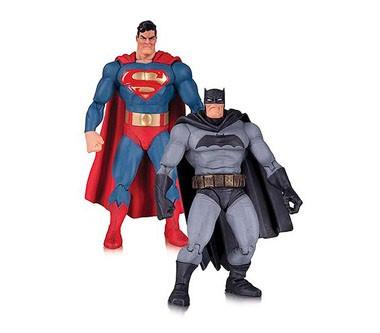배트맨 Vs 슈퍼맨 다크나이트 리턴즈 슈퍼맨 배트맨 30주년